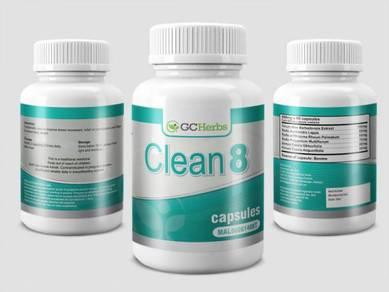 Clean 8 - Cara untuk kurus cepat