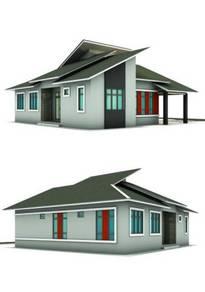 Kontraktor Buat Rumah Berdaftar Di Terengganu