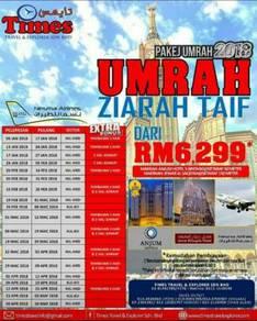 Umrah package & ziarah