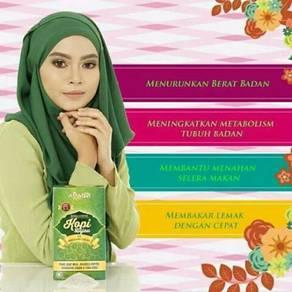 Alana green coffee
