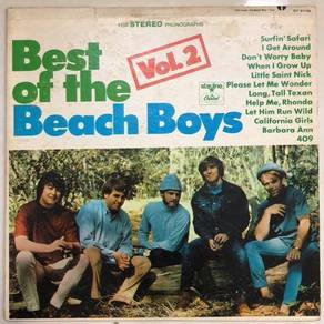 ArtisTitle: Best of The Beach Boys, Vol. 2