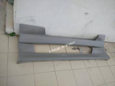 Side Skirt Dmax For Nissan Silvia S13