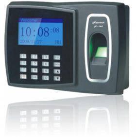 AXPERT A- Series, Fingerprint Time Attendance