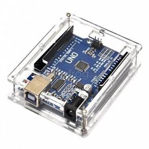 Arduino Uno R3 Acrylic Casing / Enclosure