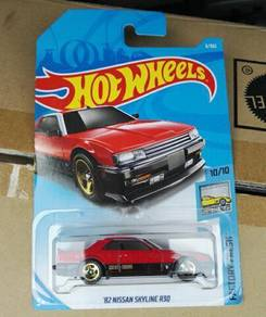 Hotwheels Nissan Skyline r30