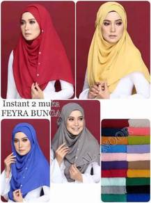 Tudung instant anoor 1