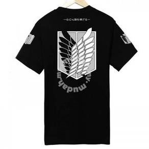 Anime Attack on Titan T-shirt