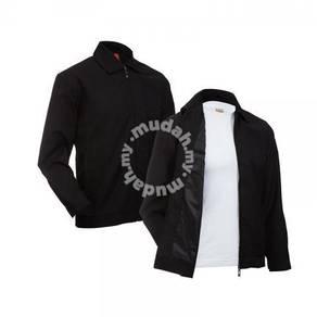 Executive Jacket 65% Poly 35% Viscose Black EJ0201