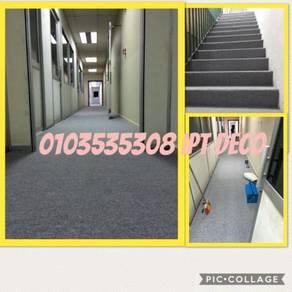 Loop carpet pile / karpet ppejabat bumiputra / E3W