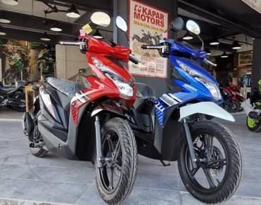 New Honda Beat 110 Beat110 Fi Ego Solaris Muka1