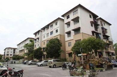 Sri Indah Apartment, Seri Kembangan, Ground Floor
