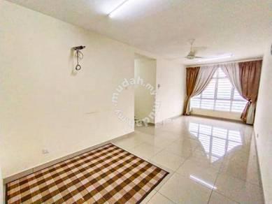 UNTUK DISEWA Apartment Larai Presint 6 Putrajaya