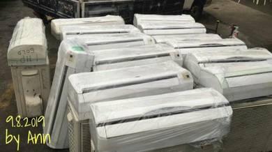 Aircond Air cond Murah utk pemilihan (2B)