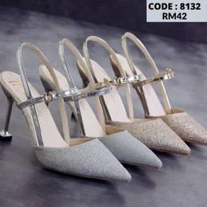 8132 Nebula Wedding Strappy Heel ( size 35-39 )