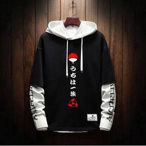 Naruto shippuden Sharingan Uchiha sweater hoodie