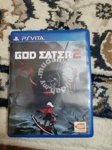 Ps Vita God Eater 2 Rage Burst