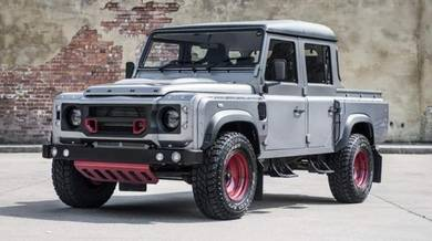 Land Rover Defender 90 110 KAHN Bodykit