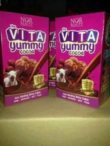 The vita yummy cocoa