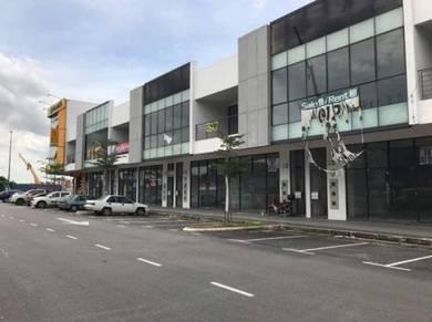 Freehold Double Storey Link Shop Office Kota Warisan Sepang