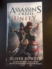 Assassin's Creed Unity Novel