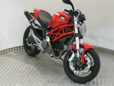 Ducati 696 First Owner