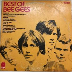 Title: Best of Bee Gees; 12 inch album
