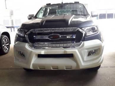 Ford ranger t7 transfomer bumper cover