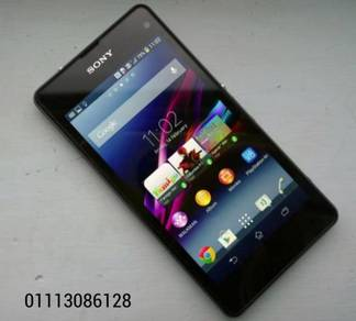 Sony xperia z1 compact 2gb ram seconhan