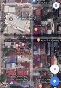 Commercial land Kampung Baru, Kuala mlumpur