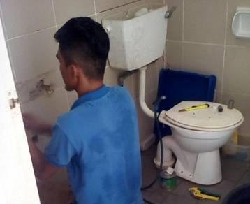 TERMURAH TUKANG PAIP plumber / plumbing