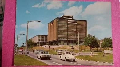 Postcard EPF Building 1960s No 218