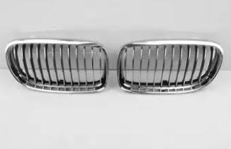 BMW E90 Chrome Grille LCI 3 Series 4Door 2009-2011