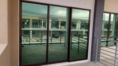 Mirror tinted rumah frosted Frosted offer