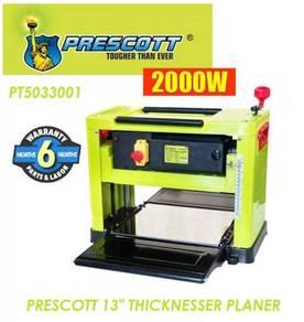 Prescott 2.0kW (330mm) Portable Thickness Planer