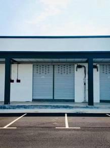 Ekoflora Ground floor cheap Shoplot for rent