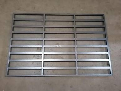 Grill tingkap Refurbished 4x6kaki