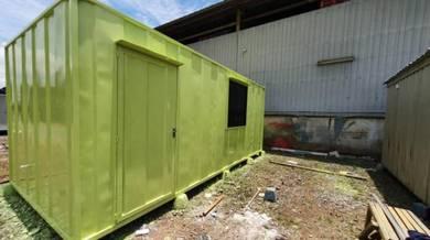 Custom Homestay Office / Office Cabin Besi