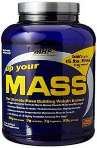 MHP Up Your Mass Weight Gainer Chocolate susu