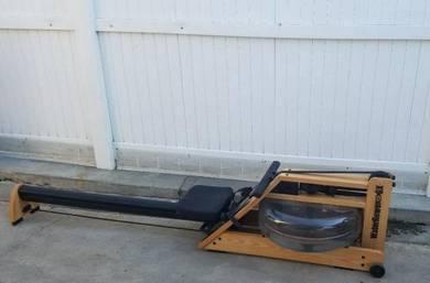 New Waterrower rowing machine GX Studio