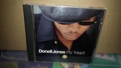 CD Donell Jones - My Heart