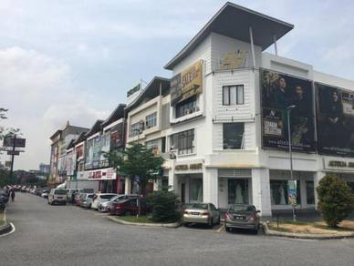 3sty Shop Near JAKEL, Seksyen 7 Shah Alam [Non Bumi]