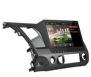 HONDA CIVIC FD android mirror link mp5 player