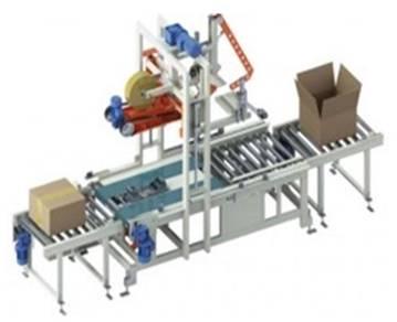 Automatic Carton Sealing Machine