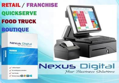 Foodtruck Touch Pos System New