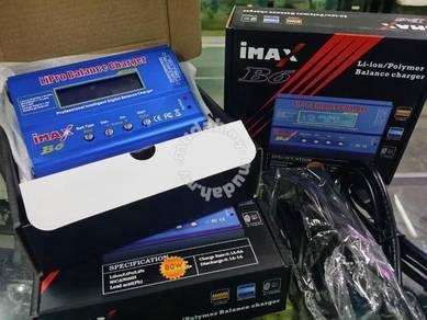 80W Imax B6 Rc Lipo Battery Balancer Charger LiHV