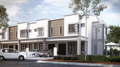 Parit Bakar Double Storey Terrace FREEHOLD