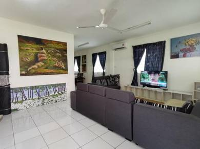 Taman Sri Juta | Corner Lot | LA3,800 sqft | 4 Rooms