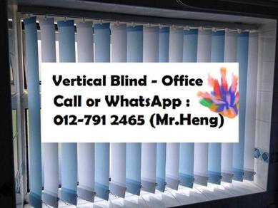 Design Vertical Blind - With install 12AD
