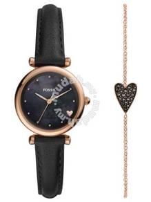 FOSSIL ES4506SET Ladies' Watch Carlie Gift Set wit