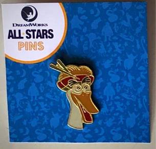 7 Eleven All Stars Pin (Mr. Ping)